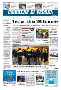 Corriere di Verona – 22 novembre 2020