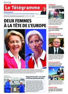 Le Télégramme Auray – 03 juillet 2019