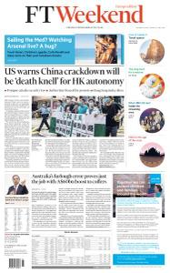 Financial Times Europe - May 23, 2020