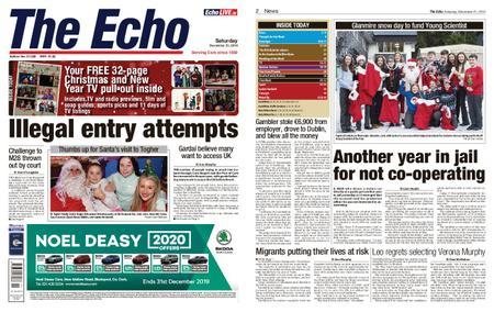 Evening Echo – December 21, 2019