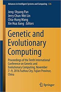 Genetic and Evolutionary Computing (Repost)