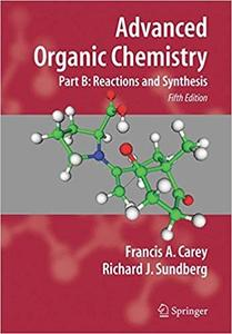 Advanced Organic Chemistry: Part B: Reaction and Synthesis (5th Edition) (Repost)