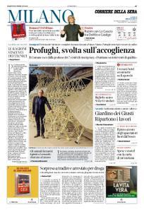 Corriere della Sera Milano – 19 febbraio 2019
