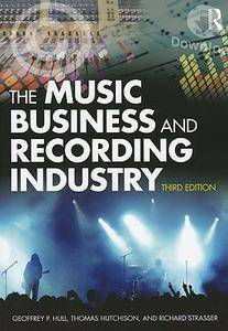 The Music Business and Recording Industry [Repost]