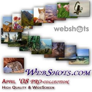 WebShots April 2008 collection