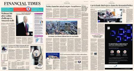 Financial Times Europe – 21 February 2018