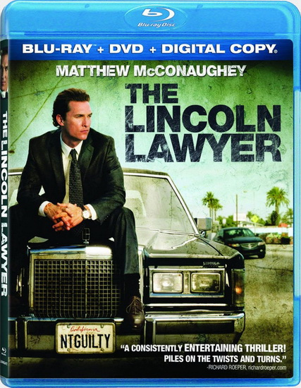 The Lincoln Lawyer / Der Mandant (2011)