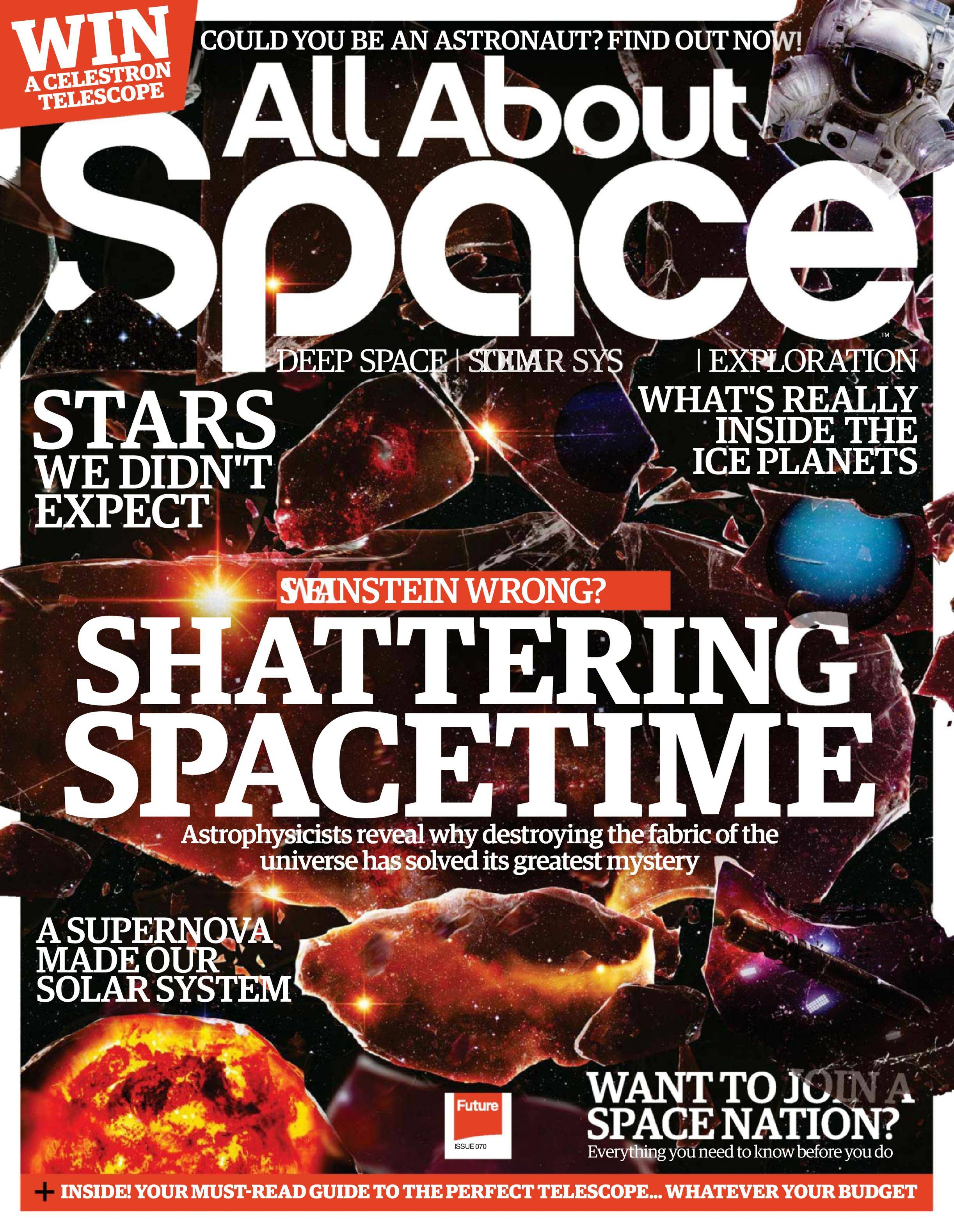 All About Space - November 2017