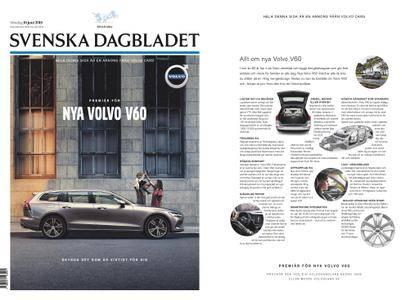 Svenska Dagbladet – 10 juni 2018