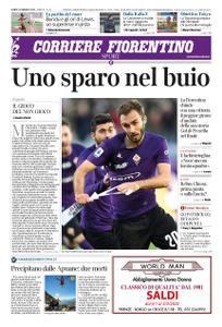 Corriere Fiorentino La Toscana – 13 gennaio 2020