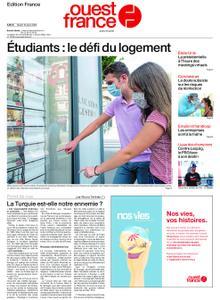 Ouest-France Édition France – 18 août 2020