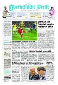 Oberhessische Presse Hinterland - 04. Juli 2018