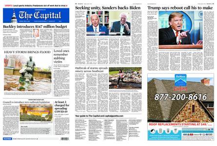 The Capital – April 14, 2020