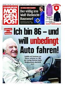 Hamburger Morgenpost – 16. Mai 2019