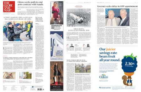 The Globe and Mail – December 17, 2018