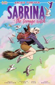 "Fills - ""Sabrina the Teenage Witch 001 (2019) (Digital) (Shadowcat-Empire cbz"