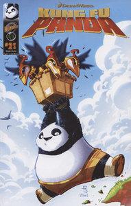 Kung Fu Panda #2 (of 4) (2011)