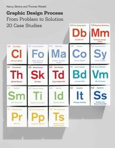 Graphic Design Process: From Problem to Solution 20 Case Studies