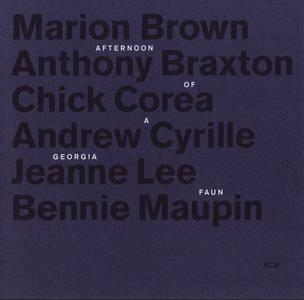 Marion Brown - Afternoon Of A Georgia Faun (1970) {ECM 1004 rel 1996}