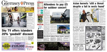 The Guernsey Press – 14 September 2019