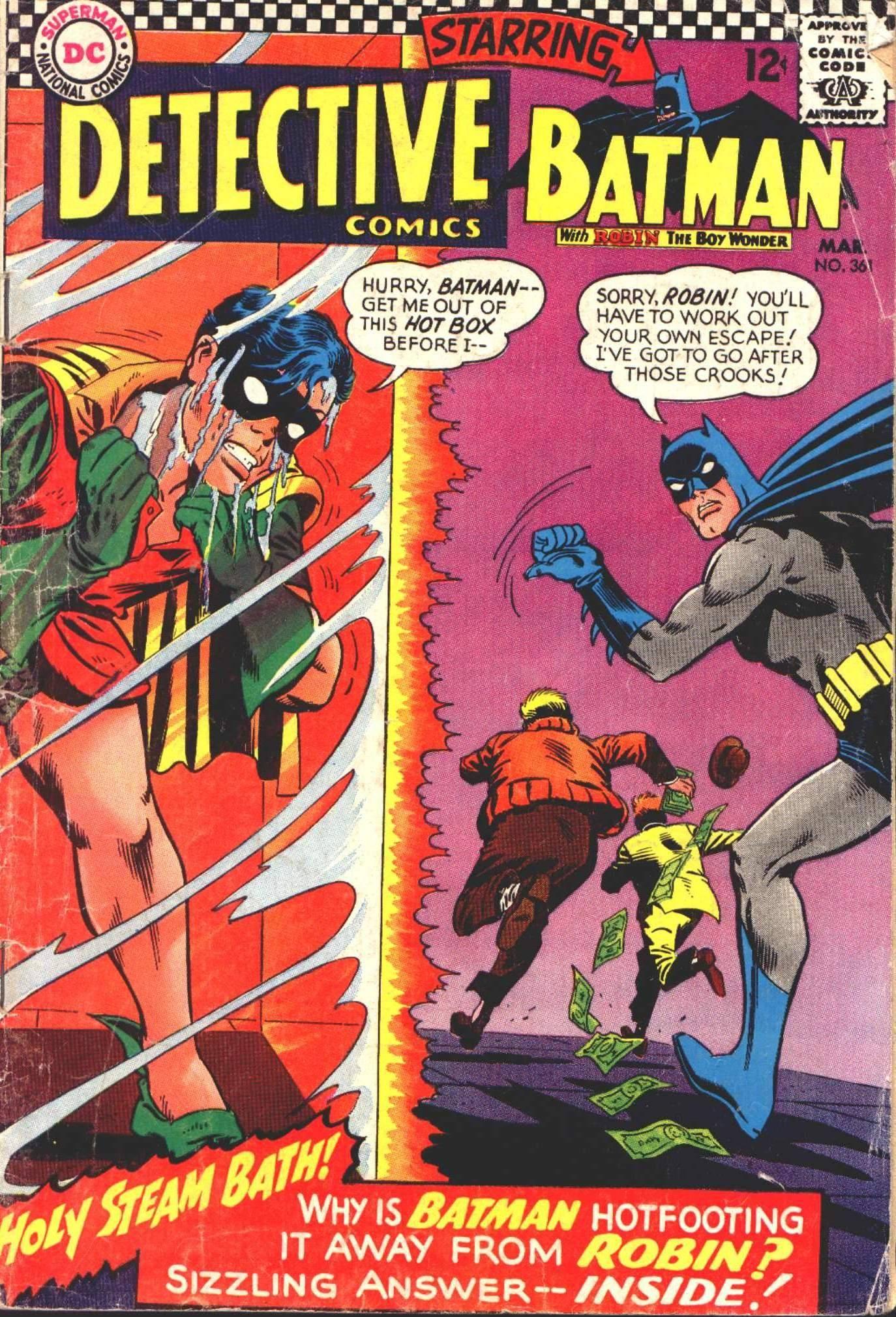 For Max - Detective Comics 361 cbr