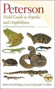 Peterson Field Guide to Reptiles and Amphibians of Eastern and Central North America, 4th Edition