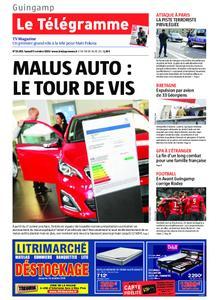 Le Télégramme Guingamp – 05 octobre 2019