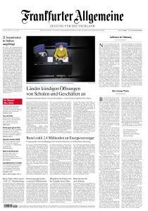 Frankfurter Allgemeine Zeitung - 5 März 2021