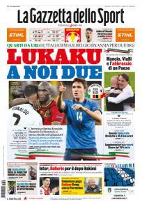 La Gazzetta dello Sport Nazionale - 28 Giugno 2021