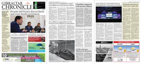Gibraltar Chronicle – 25 October 2019
