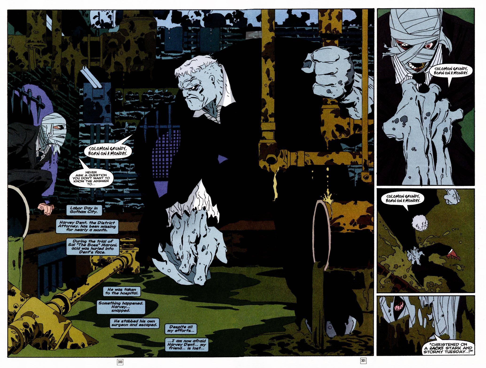Batman - The Long Halloween TPB 1998