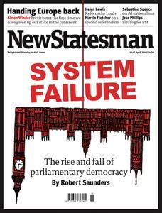 New Statesman - 12-18 April 2019