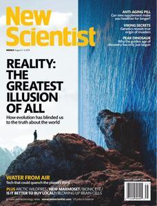 New Scientist - August 03, 2019