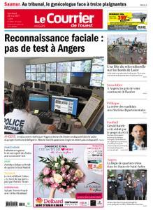 Le Courrier de l'Ouest Angers – 28 mai 2021