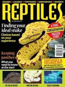 Reptiles - January-February 2020