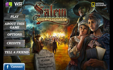 Lost Chronicles: Salem v1.1.0