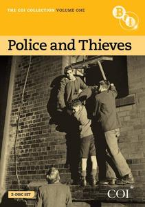 The COI Collection Volume 1: Police and Thieves (1944-1977) [British Film Institute]