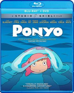 Ponyo / Gake no ue no Ponyo (2008)