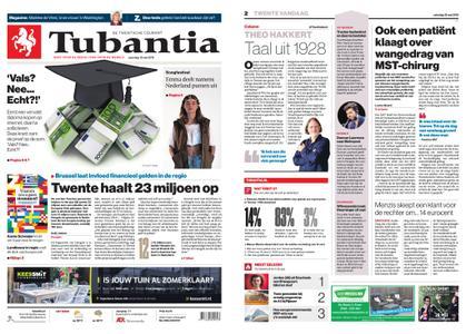Tubantia - Enschede – 18 mei 2019