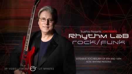 Jon Finn's Rhythm Lab: Rock & Funk