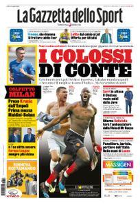 La Gazzetta dello Sport Roma – 13 giugno 2019