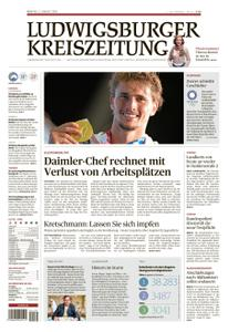 Ludwigsburger Kreiszeitung LKZ - 02 August 2021