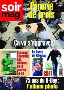 Le Soir Magazine - 15 juin 2019