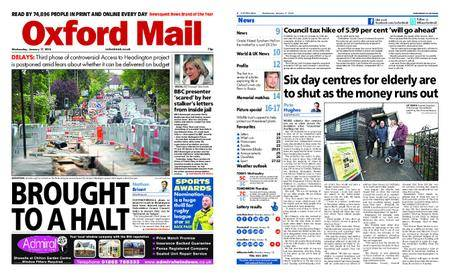 Oxford Mail – January 17, 2018