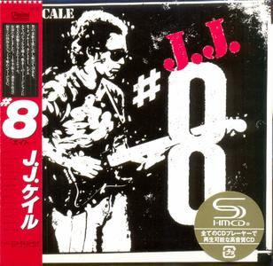 J.J. Cale - #8 (1983) {2013, Japanese Mini LP SHM-CD, Limited Edition, Remastered} Repost