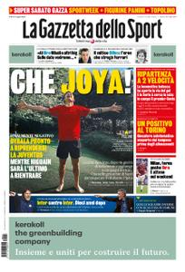 La Gazzetta dello Sport Roma – 07 maggio 2020