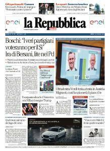 la Repubblica - 23 Maggio 2016