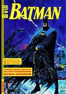 Batman 01 - Gesichter 1989