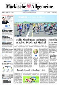 Märkische Allgemeine Ruppiner Tageblatt - 20. Mai 2019