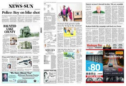 Lake County News-Sun – October 17, 2017
